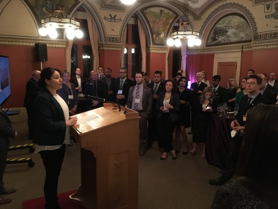 Min Monsef @ Reception